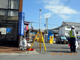 長崎市片淵1丁目の観測地点