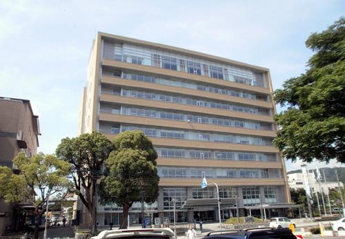 諫早市庁舎