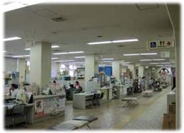 平戸市庁舎内部