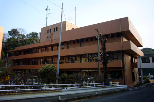 西海市庁舎