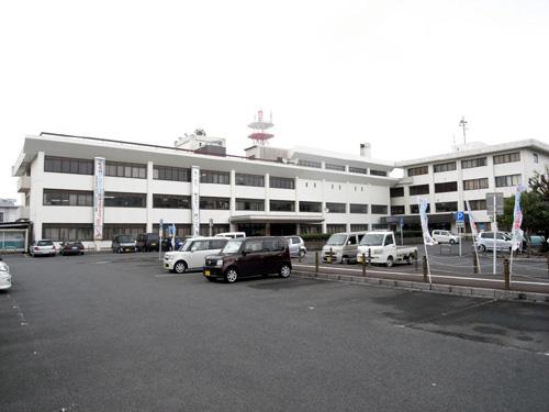 五島市庁舎